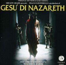 Maurice Jarre - Gesu Di Nazareth [New CD]