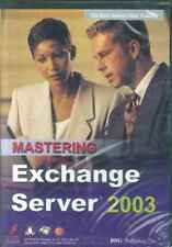 Mastering Exchange Server 2003 Learn Tutorial CBT STEP BY TRAINING PC & MAC