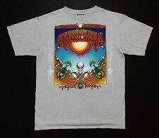 Grateful Dead Shirt T Shirt Aoxomoxoa Rick Griffin Poster Album Art 2001 GDM L