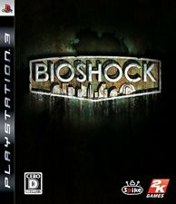 (Used) PS3 Bioshock  [Import Japan]((Free Shipping))