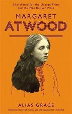 Alias Grace By Margaret Atwood, Nuevo Libro, (Libro en Rústica) Libre