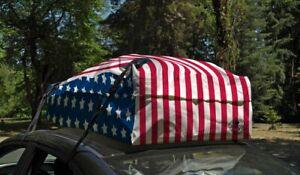 Kanga Patriot 14 cu ft Car Top Cargo Bag .. Made In USA .. New