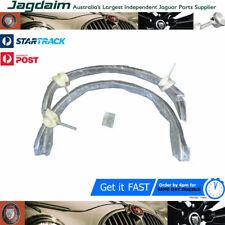 New Jaguar XJ12 XJ6 74-87 Fender Chrome Wheel Opening Trim Set JA010