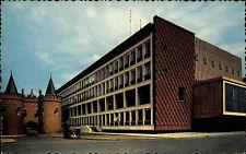 Arnhem Provinz Gelderland alte AK ~1950/60 Sabelspoort en Provinciehuis Burgtor