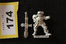 Warhammer 40k Adeptus Arbites Enforcers Heavy Stubber Arbite Necromunda WH40K B