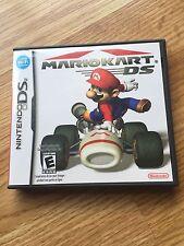 Mario Kart DS Nintendo NDS Cib Game With Manual NG3