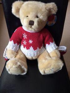 Harrods 'Oscar' Christmas Bear 2008