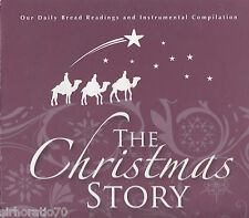 CHRISTMAS STORY Our Daily Bread Readings & Instrumental Compilation CD - Digipak