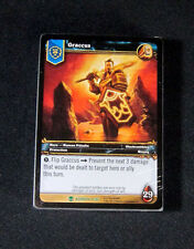 World of Warcraft WoW TCG Heroes of Azeroth Starter Deck - Paladin Graccus