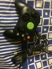 Xbox Original Genuine Official Black Controller