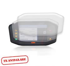 2x KTM Super Duke 690/790/1290 Display compteur de vitesse Film Protection ScreenProtector l'original