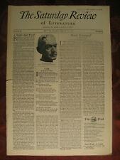 RARE SATURDAY REVIEW February 25 1933 Noel Coward John Corbin Oxford Groups