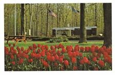 SMYRNA DE US 13 Delaware State Rest Area Vtg Postcard