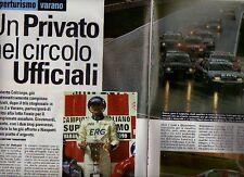 Z25 Ritaglio Clipping 1999 Superturismo Varano Roberto Colciago