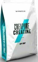 MyProtein Creapure Creatinmonohydrat Creatin 1000g 1kg Pulver Kreatin Crea Pure