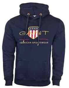 GANT Archive Shield sweat hoodie