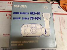 Sea &Sea  Motor Marine 35 MX-10 YS-40A Set