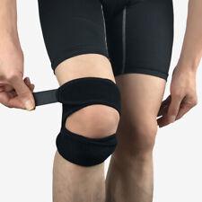 1x Dual Patella Knee Strap Brace Belt Support Relief Arthritis Tendon Gel Pad