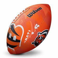 NFL Cincinnati Bengals Team Logo Junior Football Kids Wilson