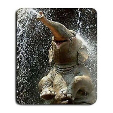 Elephant happy Large Mousepad Mouse Pad Great Gift Idea