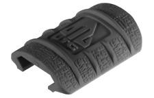 UTG Low Profile Rubber Rail Guard, 12 per Pack-Black- NEW  - RB-HP12B-B