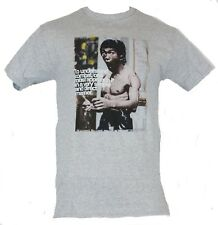 """Bruce Lee Mens T-Shirt - """"To Understand Combat…A Direct Approach"""" Bruce Image"""