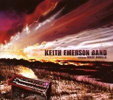 KEITH EMERSON BAND KEITH EMERSON BAND CD+DVD NUOVO SIGILLATO !!