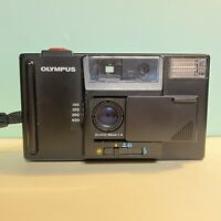 olympus super trip Point & Shoot Compact Film Camera  35mm F:/4 Lens, No Flash