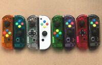 Nintendo Switch Custom Joy Con Controller Joy-Cons NEW! CUSTOMIZE YOUR JOY-CONS!