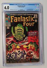 Fantastic Four #49 CGC 4.0 - 1st Galactus