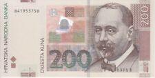 Croatia Banknote P42b 200 Kuna 9.7.2012, UNC