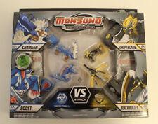 Monsuno Combat 4-Pack Core-Tech vs S.T.O.R.M Series 2 Neu / OVP