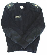 NATO US Army Brigade Woolly Pully Sweater w Major Cohen Shoulder Boards Size 44