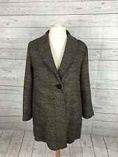 Womens Per Una Coat - Uk18 - Italian Fabric - Great Condition