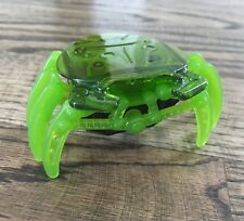 HexBug CRAB Green Variant Wind-up Toy McDonald's 2014 Happy Meal Figure 4 NEW!