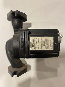 Taco 0012-F4-IFC Cast Iron Circulator with Integral Flow Check, 1/8 HP, 115V