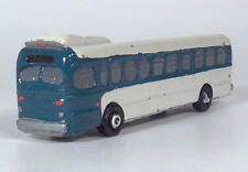 Built ACF Brill C-44 Intercity Coach Greyhound Bus 1:87HO Scale Resin Cast Model