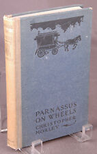 Parnassus on Wheels-Christopher Morley-Antique Book-Classic-1917-