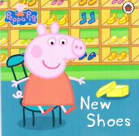 Peppa Pig Story Book - NEW SHOES - NEW