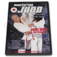 Sharp Okada Mastering Judo #3 Koshi Waza Hip Throws Dvd grappling jiu jitsu