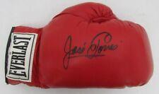 Jose Flores HOF Signed Everlast Boxing Glove JSA R88841