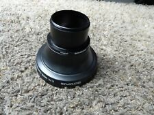Olympus 0.7x Wide Conversion Lens with 45.6-55mm Adapter