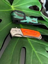 M3 Einhandmesser, Messer, Camping Knife, Outdoor Messer,Taschenmesser,Jagdmesser
