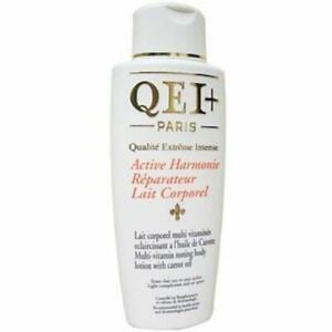 QEI+ SKIN LIGHTING BODY LOTION - HARMONIE CARROT 500ML