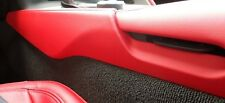 C7 Stingray Z06 Grand Sport Corvette Driver Side Trim Panel Adrenaline Red