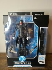Batman Who Laughs w/ Batmobile BAF DC Multiverse McFarlane Toys Figure