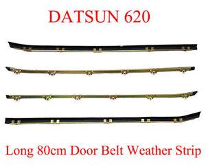 FIT DATSUN 620 UTE PICKUP DOOR WINDOW INSIDE OUTSIDE WEATHERSTRIP ASSY 1972-1979