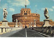 Bt1567 roma ponte e castel s angelo italy