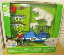 Animal Planet ~ Polar Bear Rescue Play Set ~ Toys R Us Exclusive NIP VHTF