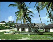 MALINDI (KENYA) PIROGUE & CHATEAU d'EAU au WATAMU BEACH HOTEL en 1968